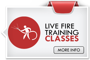 Live Fire Training Classes