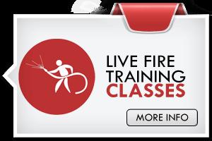 Live Fire Training Classes