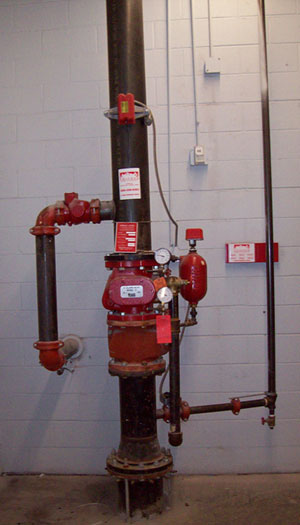Commercial Fire Sprinkler Systems | Cal Counties Fire Protection